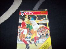 Bristol City v Oldham Athletic, 1990/91